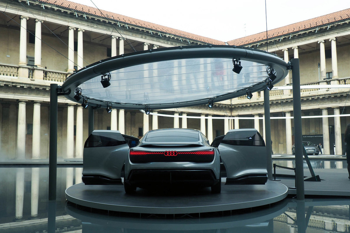 Audi City Lab - MAD associati
