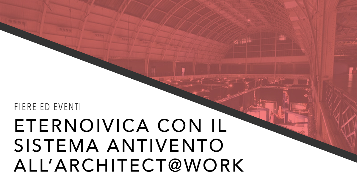 A Barcellona per Architect@work
