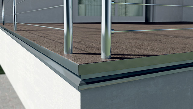 Stunning easydrop per terrazze per pavimenti with pavimento terrazza - Pavimento esterno ikea ...